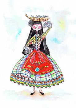 Maria da Nazare by Isabel Salvador
