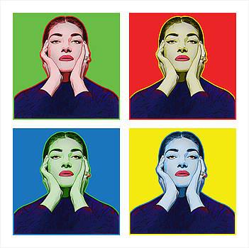 Maria by Gary Grayson
