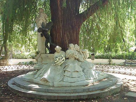 Maria Luisa Park by Andrea Smith