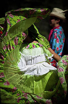 Mariachi Dancer 3 by Swift Family