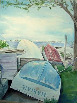 Mariah House Island by Susan Gauthier