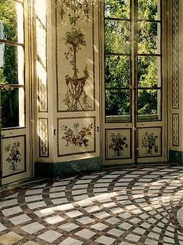 Marie Antoinette's Belvedere Pavilion, Versailles by John Tschirch