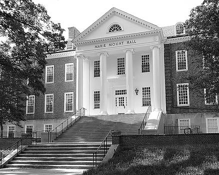 Marie Mount Hall by Christopher Kerby