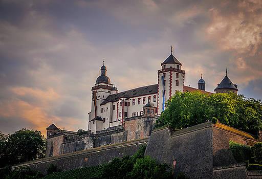 Marienberg Festung Germany by Gerlinde Keating - Galleria GK Keating Associates Inc