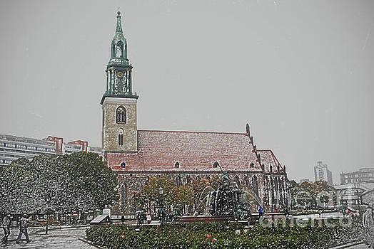 Jost Houk - Marienkirche Berlin