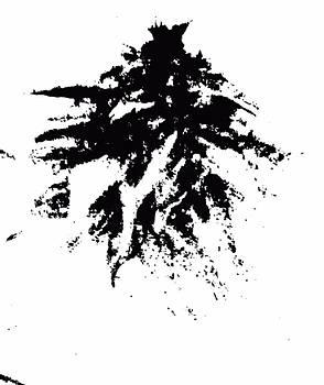 Marijuana Rorschach Test by David Munoz
