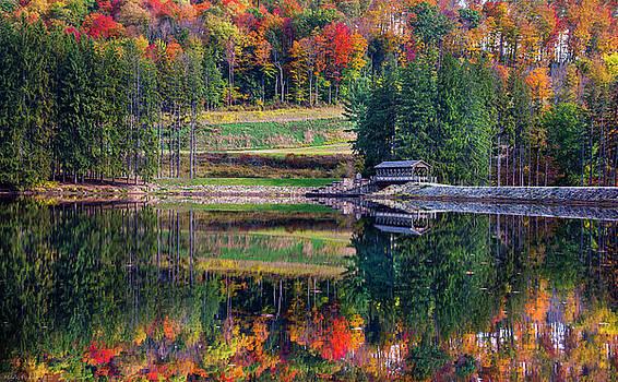 Marilla Bridges Trail by Mark Papke