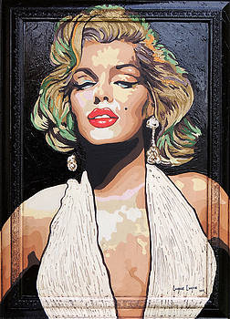 Marilyn by Luque Luque