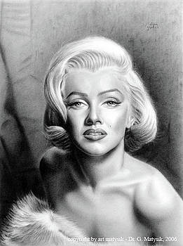 Marilyn by Gerd Matysik