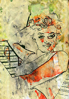 Marilyn In Pop by John Farr