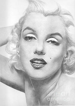 Marilyn by Karen  Townsend