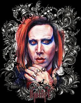 Marilyn Manson by Inna Volvak