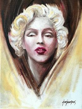 MARILYN MARILYN - Monroe by Jun Jamosmos