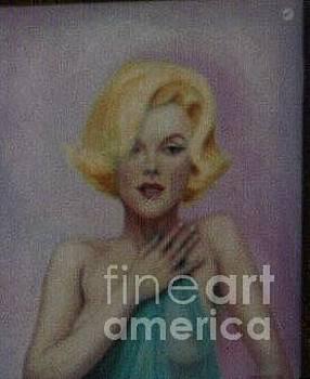 Marilyn by Michael John Cavanagh