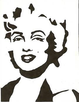 Marilyn by Michelle Kinzler