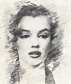 John Springfield - #Marilyn Monroe, Actress and Model