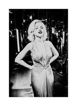 Marilyn Monroe by Alena Bytcankova