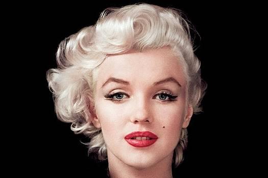 Marilyn Monroe by Donna Wilson