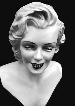 Marilyn Monroe by JoAnn Lense
