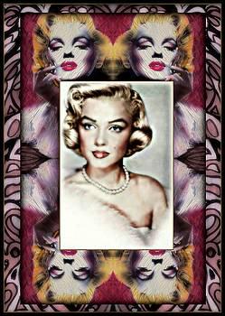 WBK - Marilyn Monroe-Montage