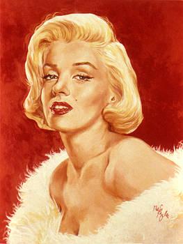 Marilyn Monroe by Neil Feigeles