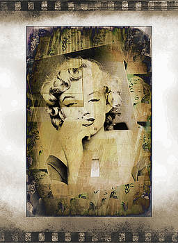 Marilyn Monroe on Film by Kevin Moore