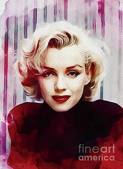 John Springfield - Marilyn Monroe, Pinup and Actress