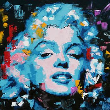 Marilyn Monroe by Richard Day