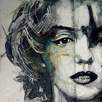 Marilyn Monroe - Wicked Games by Paul Lovering