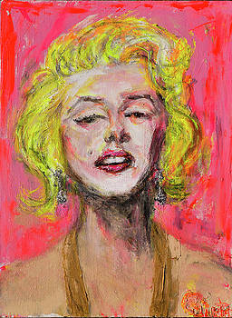 Marilyn by Patrick Ginter