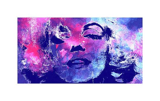 Steve K - Marilyn Pop Art