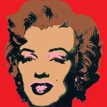 Marilyn Remake  by Gabe Art Inc