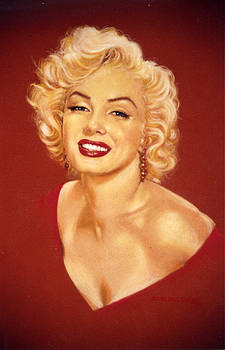 Marilyn by Steven Paul Carlson