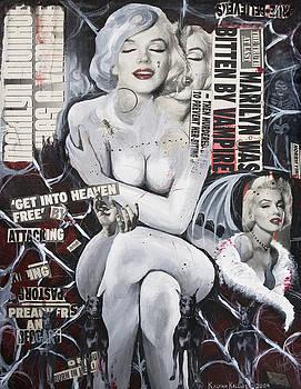 Marilyn Vamp by Kalynn Kallweit