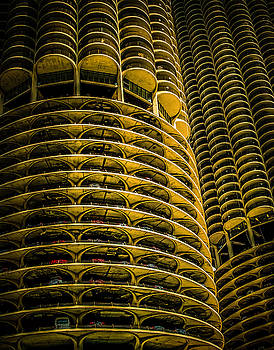 Marina Towers by Barry Weiss