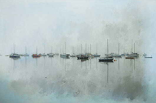 In the Misty Morning by Marilyn Wilson