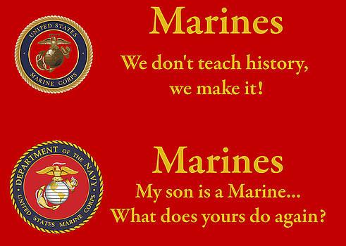 Tim Mulina - Marine Son