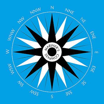 Mariner's Compass by Frank Tschakert