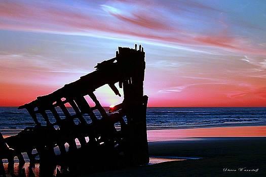 Mariners Sky 20 by Steve Warnstaff