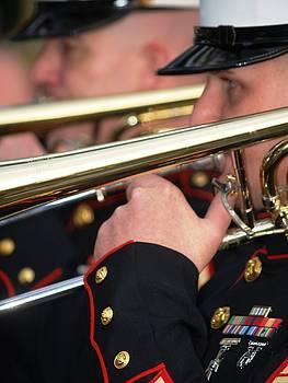 Jerome Holmes - Marines