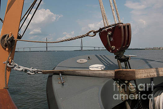 Dale Powell - Maritime Bridge View