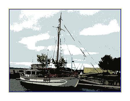 Maritime Cruising by Iris Gelbart