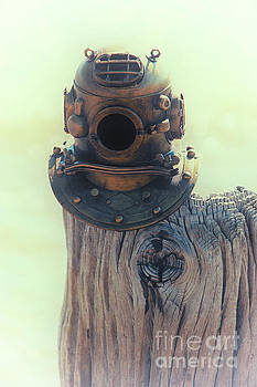 Maritime Diver Helmet by Dale Powell