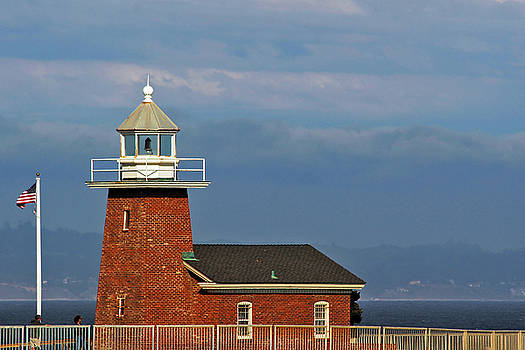 Christine Till - Mark Abbott Memorial Lighthouse California - The world