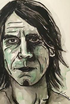 Mark Arm Mudhoney by Paula Sharlea