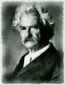 John Springfield - Mark Twain Author