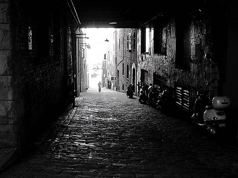 Market Alley by Sal Ovadia