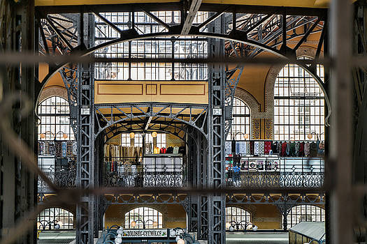 Sharon Popek - Market Bars and Windows