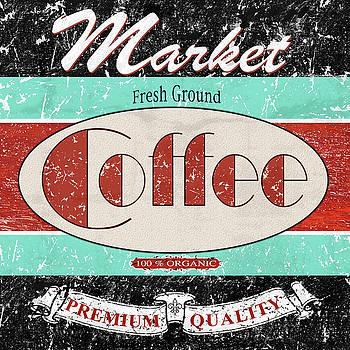 Market Coffee Cafe by Marilu Windvand