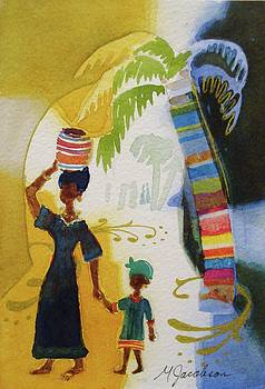 Marilyn Jacobson - Market Day